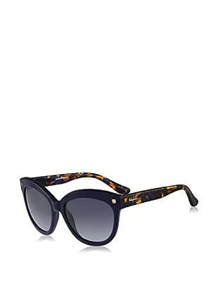 Ferragamo Sonnenbrille 675S_424 (55 mm) schwarz/braun