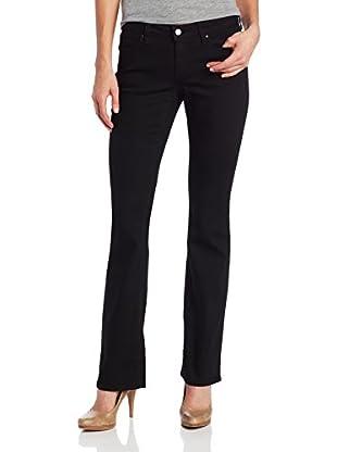 DKNY Jeans Women's Mercer Slim Boot Jean (Caviar Wash)