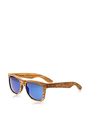 Earth Wood Sunglasses Sonnenbrille Cape Cod (45 mm) braun