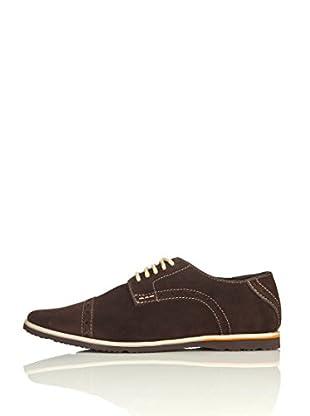 Rockport Zapatos Casual Ew Captoe (Chocolate)