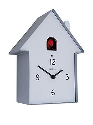 Diamantini & Domeniconi Reloj de Cuco aluminio/Blanco