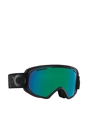 OAKLEY Skibrille OO7066-09 schwarz