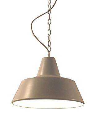 Contemporary Lighting Lámpara De Suspensión Loft Champán
