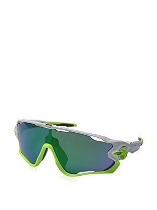 Oakley Sonnenbrille Jawbreaker (131 mm) silberfarben
