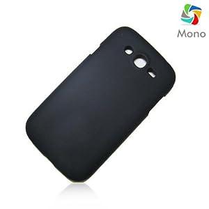 Mono Samsung Galaxy Grand Quattro-i8552 Back Cover -Black Colour