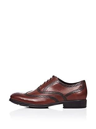 Rockport Zapatos Oxford Almartin (Marrón)