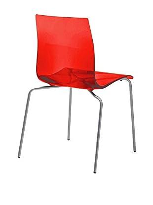 Domitalia Gel B Chair, Red