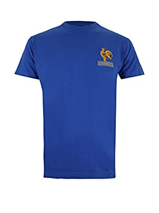 TOFFS - RETRO FOOTBALL APPAREL T-Shirt Manica Corta France