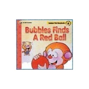 Bubbles Finds a Red Ball