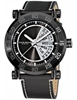Akribos Black Pvd Mens Watch Ak552Bk