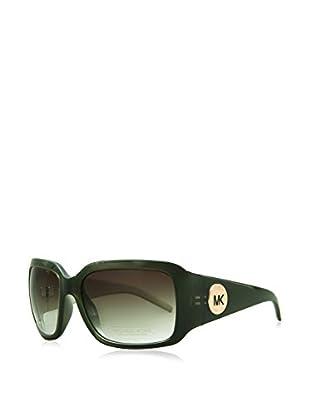 Michael Kors Gafas de Sol M2682S Dominican 341 (58 mm) Verde Oscuro