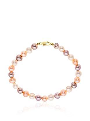 Senseo Pearls Armband Rainbow Pearls