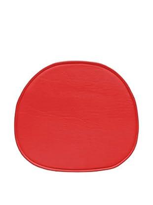 ARYANA HOME Cojin Rojo 40x36
