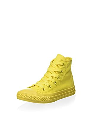 Converse Zapatillas abotinadas All Star Hi Canvas Monochrome