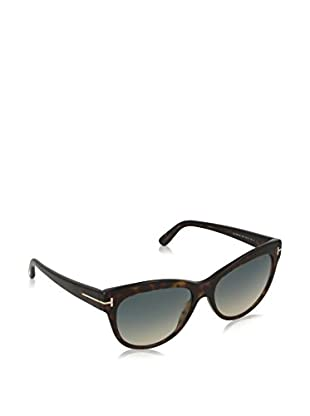 Tom Ford Sonnenbrille FT0430-T52P56 (56 mm) havanna