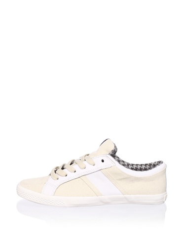Ben Sherman Men's Stew Sneaker (Off-White)