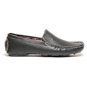 Pede Milan Black Men Loafers