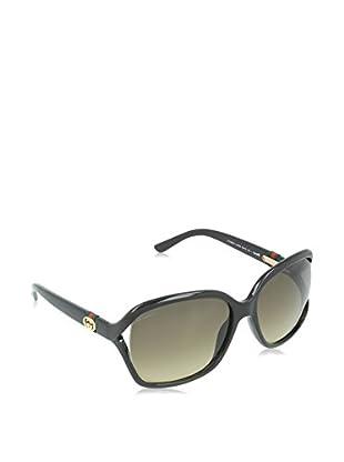 Gucci Sonnenbrille 3646/S ED D28 (60 mm) schwarz DE 60-16-125 (60-16-125)