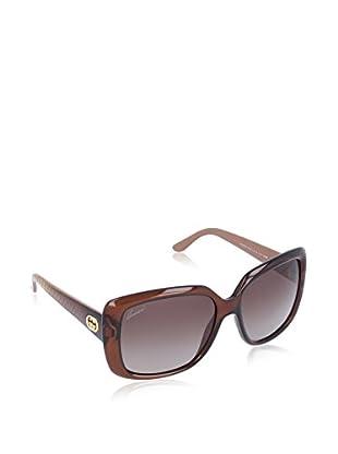 Gucci Sonnenbrille 3574/SLAW7L braun
