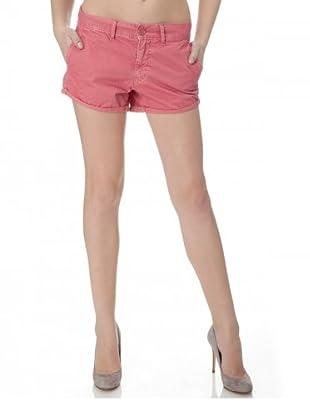 Herrlicher Chino-Shorts Ivetta Gabardine (Rosa)