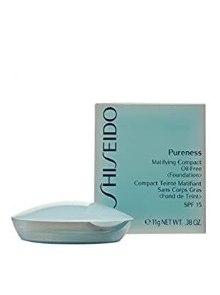 SHISEIDO Fondotinta Compatto Matifying Compact Oil-Free N°40 Beige Natural 15 SPF 11 g