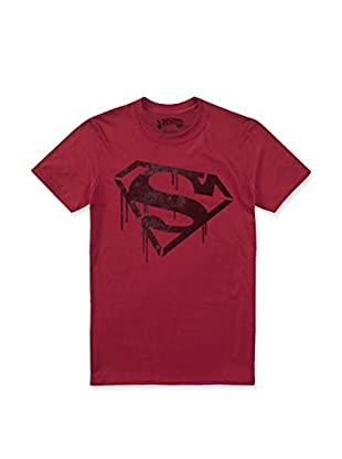 DC Comics T-Shirt Superman Stencil