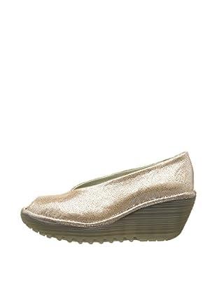 Fly London Zapatos Yury (Beige)