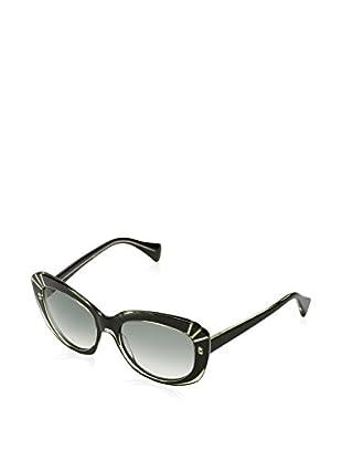 Alexander McQueen Gafas de Sol AMQ4214/S (54 mm) Verde