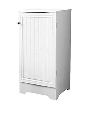 Premier Housewares Badschrank 2400940 weiß