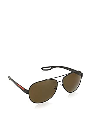 Prada Gafas de Sol Polarized 55QSSUN_UEA5Y1 (62 mm) Marrón