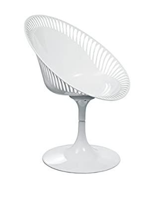 Premier Housewares Stuhl Set, 2-teilig weiß