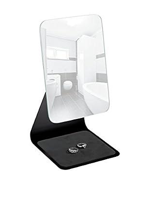 Wenko Badspiegel 2er Set schwarz
