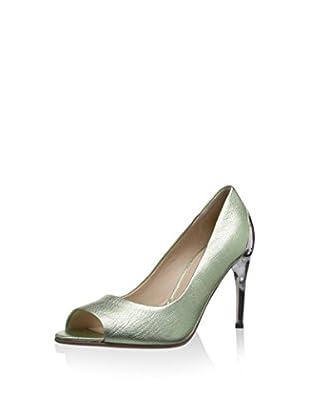 K&S for Michalsky Zapatos peep toe