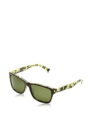 Lacoste Gafas de Sol 683S-317 (55 mm) Negro / Amarillo
