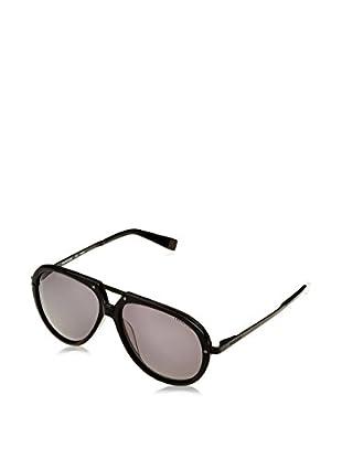 Trussardi Gafas de Sol 12916_BK-57 (57 mm) Gris / Negro