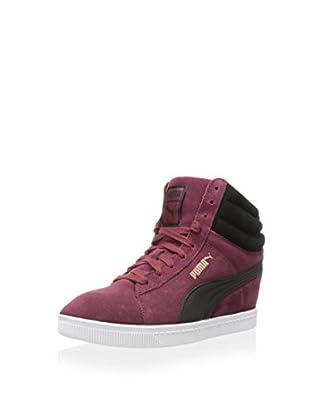 PUMA Women's PC Wedge WW Sneaker