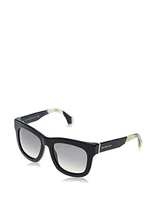 Balenciaga Sonnenbrille BA0009 (53 mm) schwarz