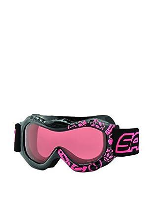 salice occhiali Maschera Da Sci 601DAD Nero/Fucsia