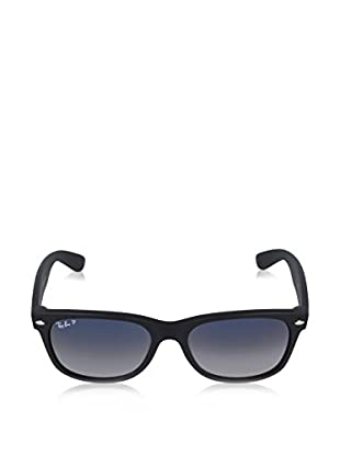 Ray-Ban Gafas de Sol Polarized 2132_601S78 (55 mm) Negro mate / Gris