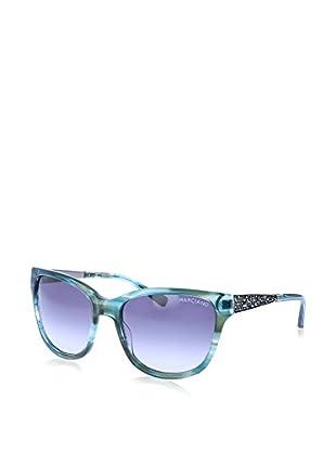 GUESS Sonnenbrille 723 (57 mm) grün/türkis