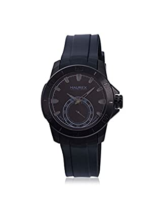 Haurex Men's 3N503UNN Acros Black Rubber Watch