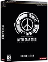 Metal Gear Solid Peace Walker - Limited Edition - Sony PSP