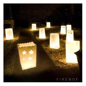 Light Bag - Paper Candle Bag Lantern 10pcs pack