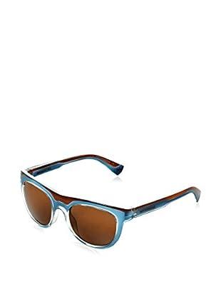 Diesel Gafas de Sol 000192E (52 mm) Azul / Marrón