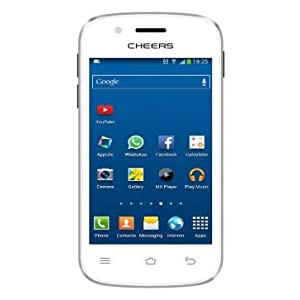 Cheers 3.5 Inches Smart 35 Smartphone with 3G Calling
