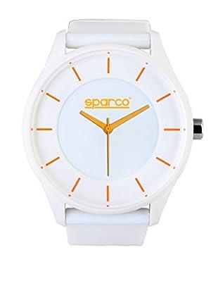 Sparco Uhr Rubens weiß 48 mm