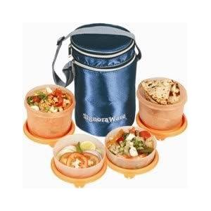 Signoraware 509 Outdoor Executive Lunch Box
