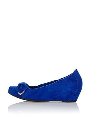 Högl Bailarinas  Chaumont (Azul Royal)