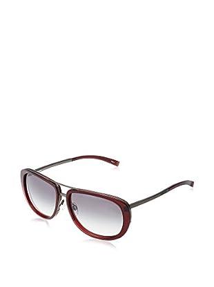 Jill Sander Sonnenbrille J1002-B (61 mm) bordeaux
