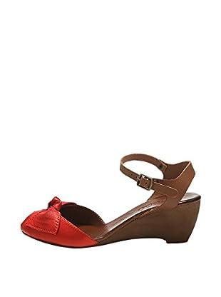 Bueno Shoes Sandalias de cuña Pulsera